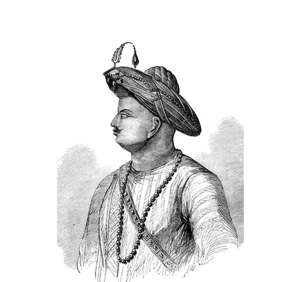 A sultan's silken dreams