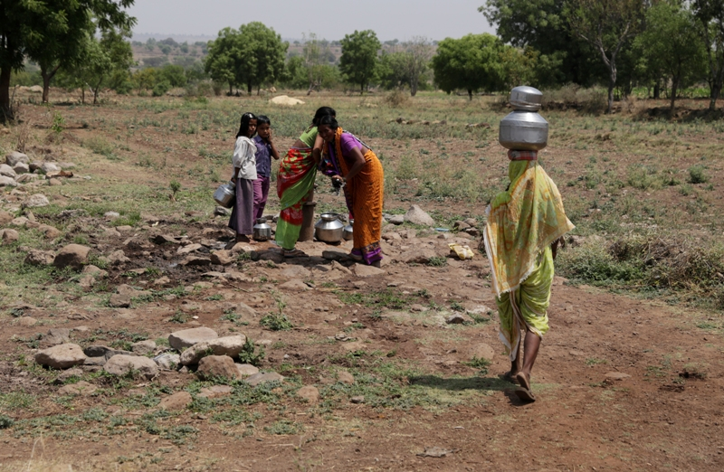 With no access to safe drinking water, communities pay a huge price in terms of wasted income, ill-health and lost productivity (Photo: Vikas Choudhary)