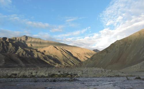 Ladakh's mountains of serenity and uncertainty