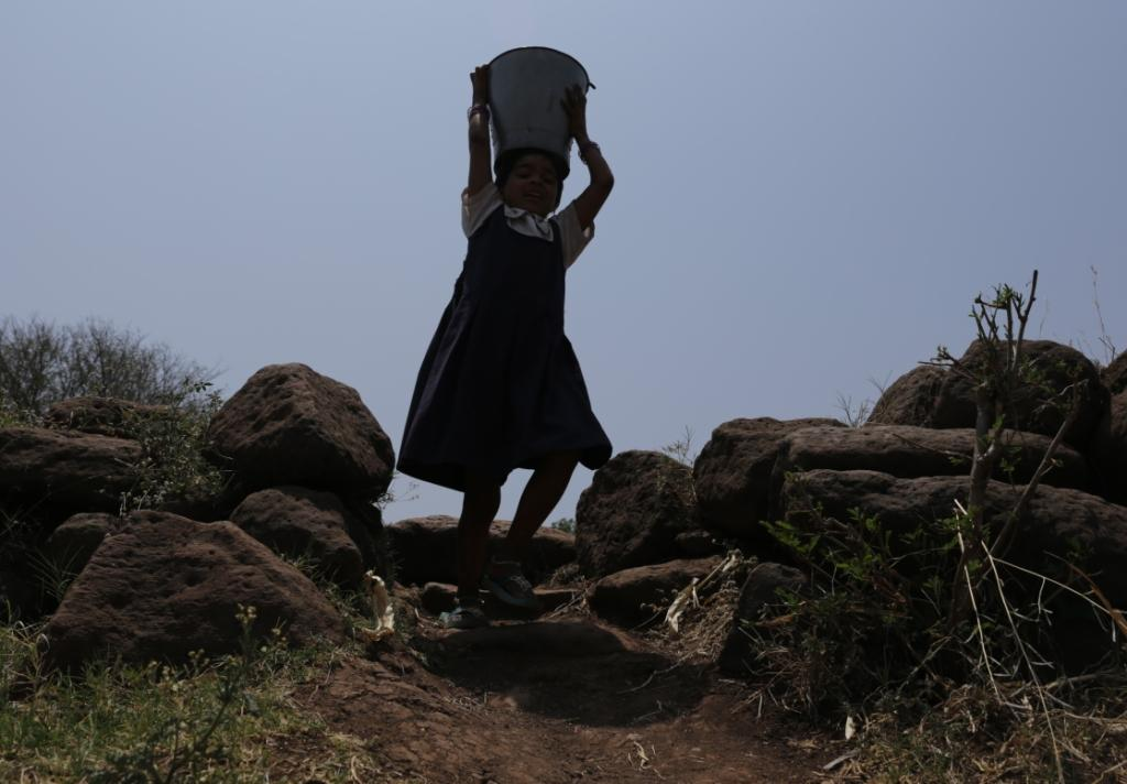Global demand for water is projected to increase by 55 per cent by 2050