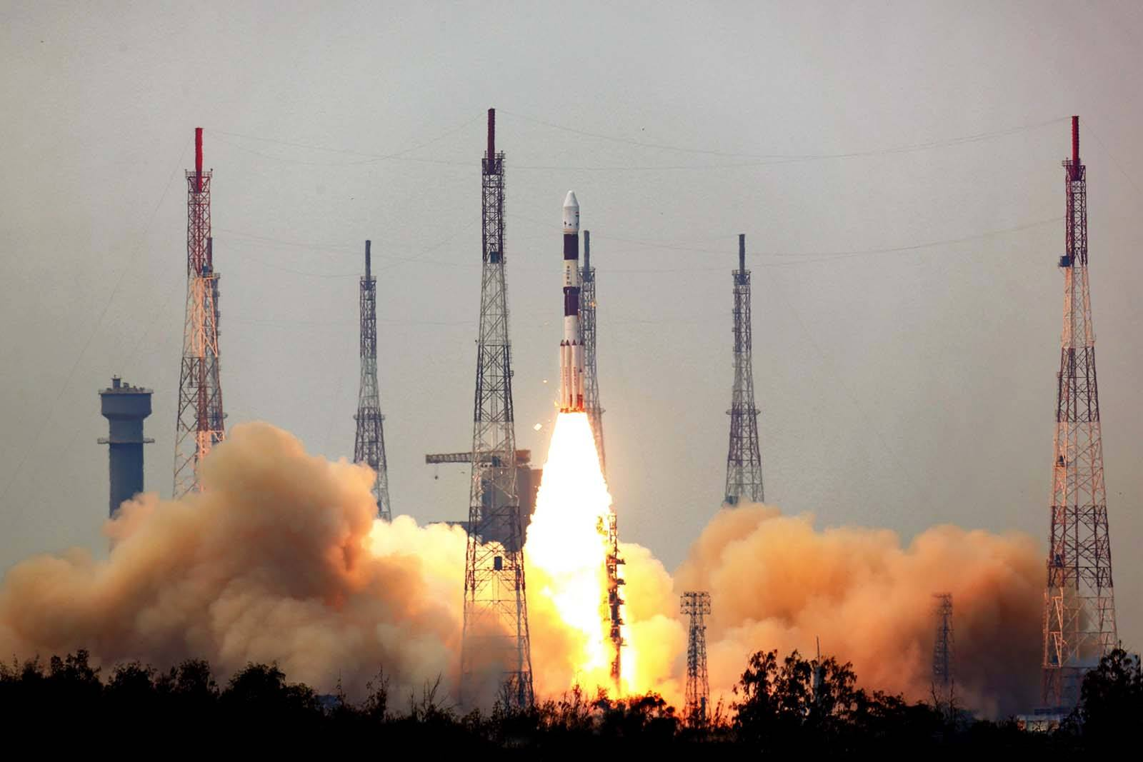 ASTROSAT is a very unique satellite with five telescopes which work together to observe the same thing simultaneously, says an expert (Photo: ISRO/Facebook)