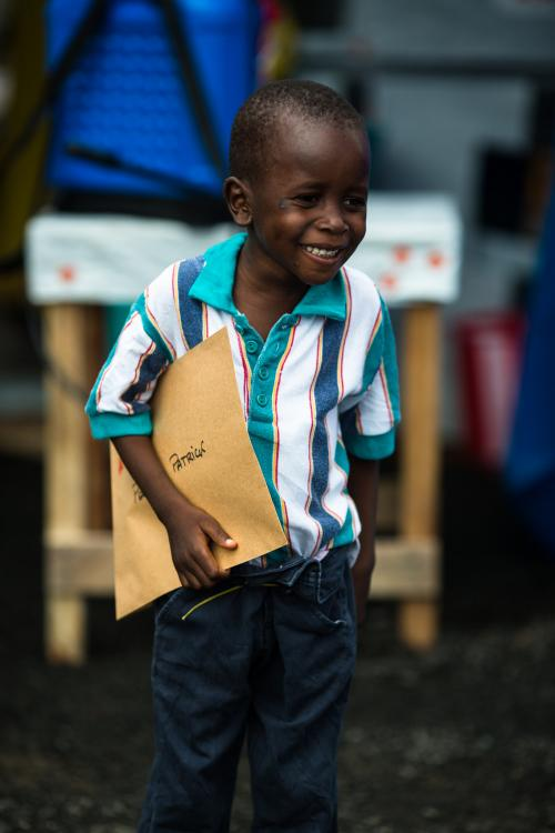 70,000 children born during Ebola outbreak in Liberia at risk of exclusion if not registered, warns UNICEF