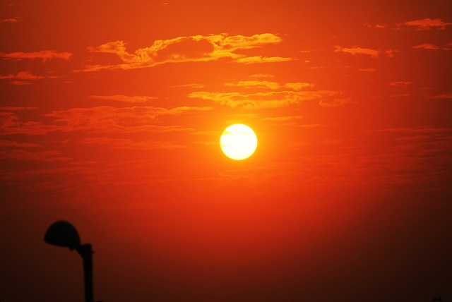 India will experience heatwaves as a result of climate change