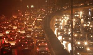 Choked Delhi to halve number of vehicles on its roads