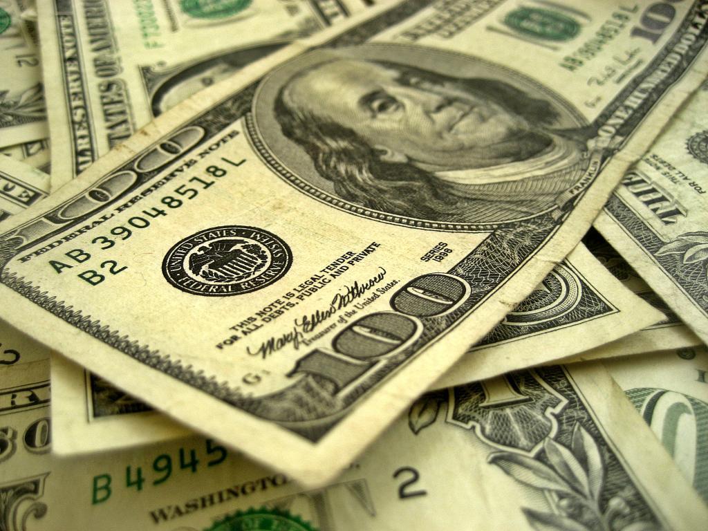 Dollar bills Credit: Flickr