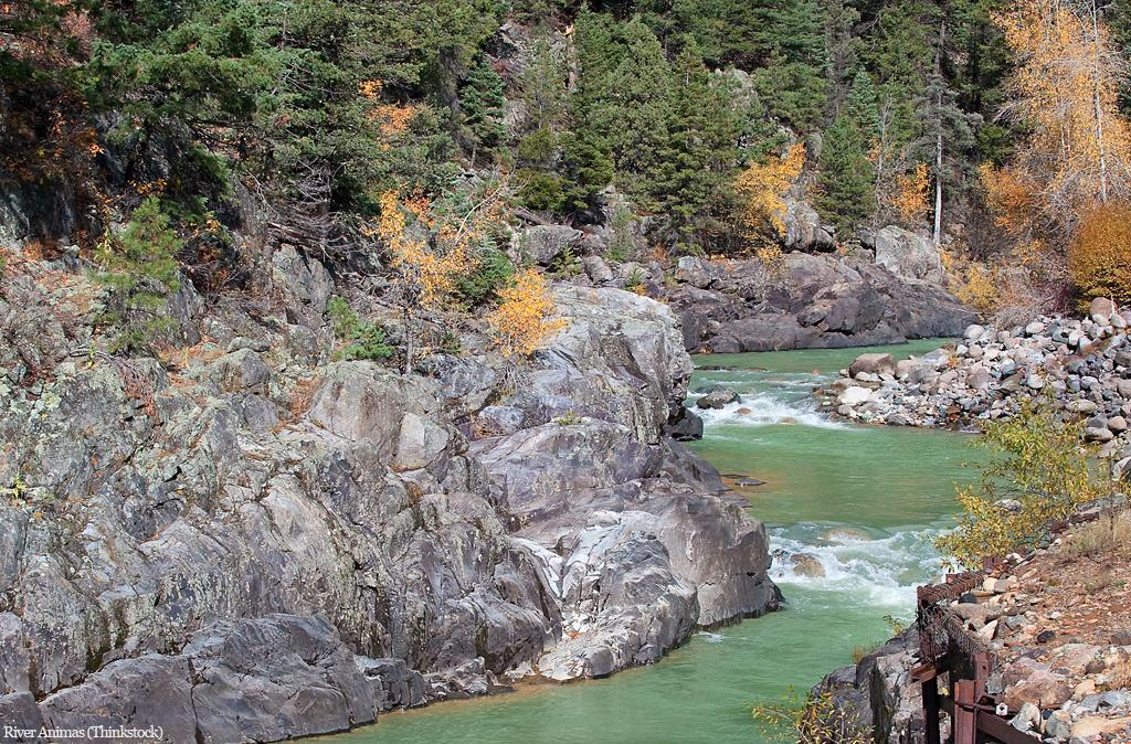 River Animas (Thinkstock)