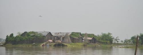 Rising high to defeat floods in Bangladesh