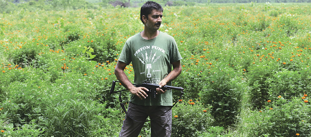 Sudhir Choudhary uses an