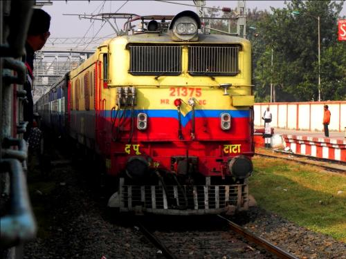 Railway budget focuses on capacity creation