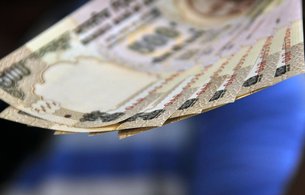 Currency notes are repository of antibiotic-resistant germs