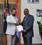 Kenya joins the 'Elephant Protection Initiative'