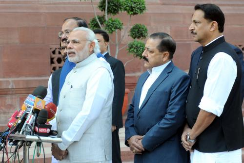 'India budget weak in public participation; limited in transparency'