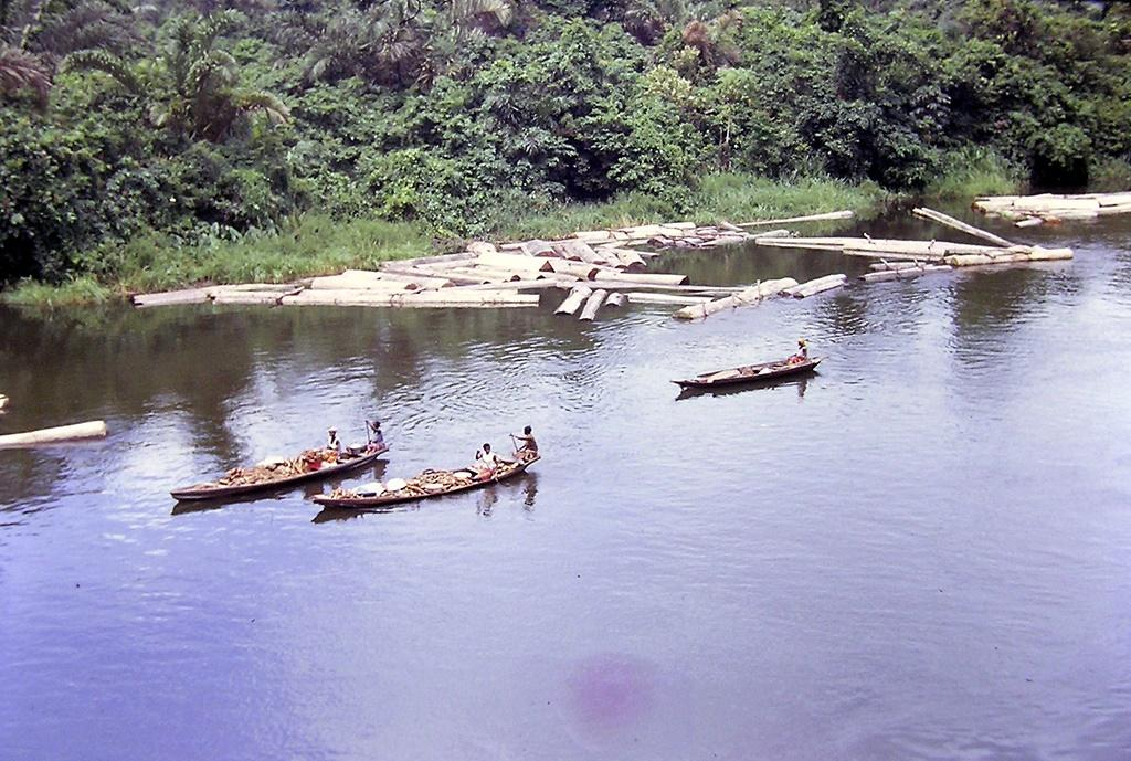 According to the United Nations Environment Programme, oil exploration and production in the Niger Delta began in the late 1950s Credit: Terry Whalebone/Flickr