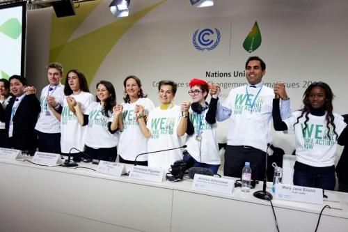 For Al Gore, youth is the driver of climate debate