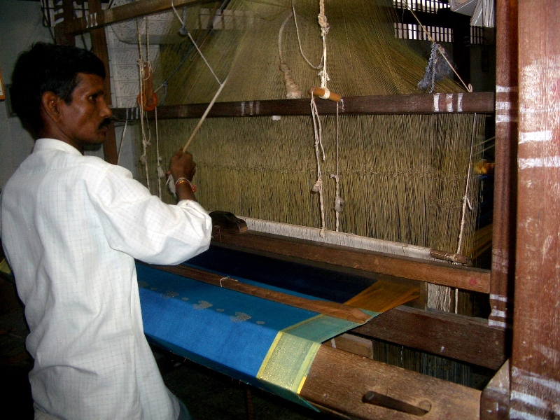 Industrialist Jamsetji Tata began revival of Karnataka's silk industry nearly a century after Tipu Sultan's death  (Photo courtesy: Alex Gaylon/Flickr)