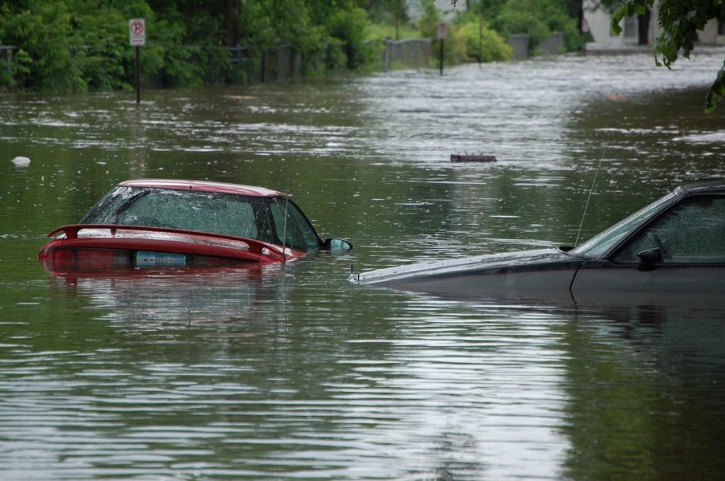 A recent report says that assets can be directly damaged by floods, droughts and severe storms