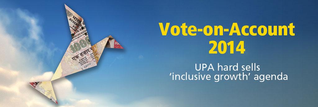 Vote on Account 2014