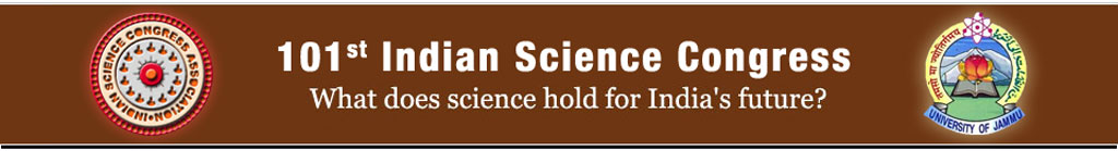 101st Indian Science Congress