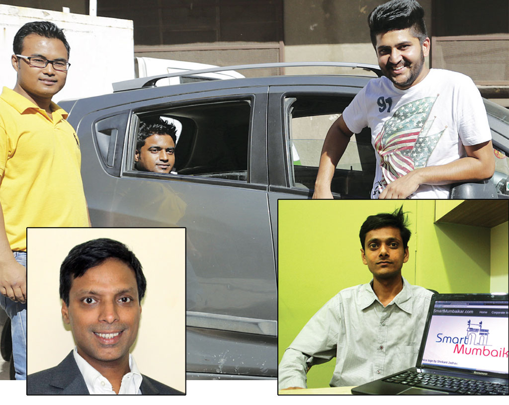 Car-sharing for inter- and intra-city travel has