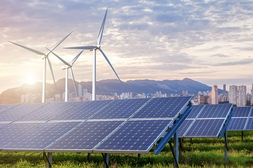 The South African government has made visible strides to diversify energy sources and this includes wind power Credit:Thinkstock