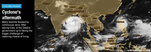 It's a 'super' cyclone